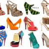 Sapatos de salto alto fotos 2012