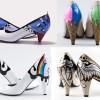 CrA�ativitA� nos sapatos da Oyee Design.