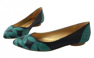 Tatiana Loureiro e suas lindas sapatilhas