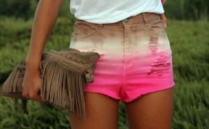 Trend alert: Tie Dye e Dip Dye