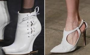 Trend 2014: Sapatos brancos se solidificam!