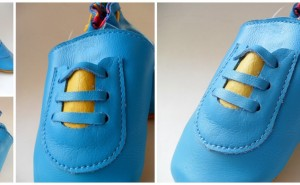Sapatos pros bebA?s!