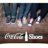 Coca-Cola Shoes investe em poderosa coleA�A?o!