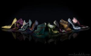 Sapatos de princesa…ou de vilA??