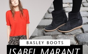 Basley Boots by Isabel Marant
