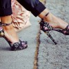 Trend: Ankle strap