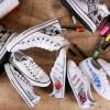 Netshoes oferece tênis customizados pelo artista plástico DAL