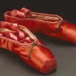 bailarina Moira Shearer - Red Shoes