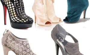 Ankle Boot – O charme em calAi??ado!