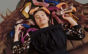 Puro brilho, neste inverno, invista nos sapatos com glitter