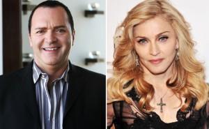 Christopher Ciccone, irmA?o de Madonna, vai lanAi??ar marca de sapatos