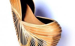 Breno Cintra cria sapato inspirado em tribo