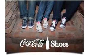 Coca-Cola Shoes investe em poderosa coleAi??A?o!