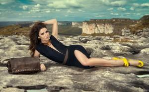 Dumond aposta em campanha com Giovanna Antonelli!