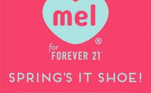 Mel by Melissa for Forever 21