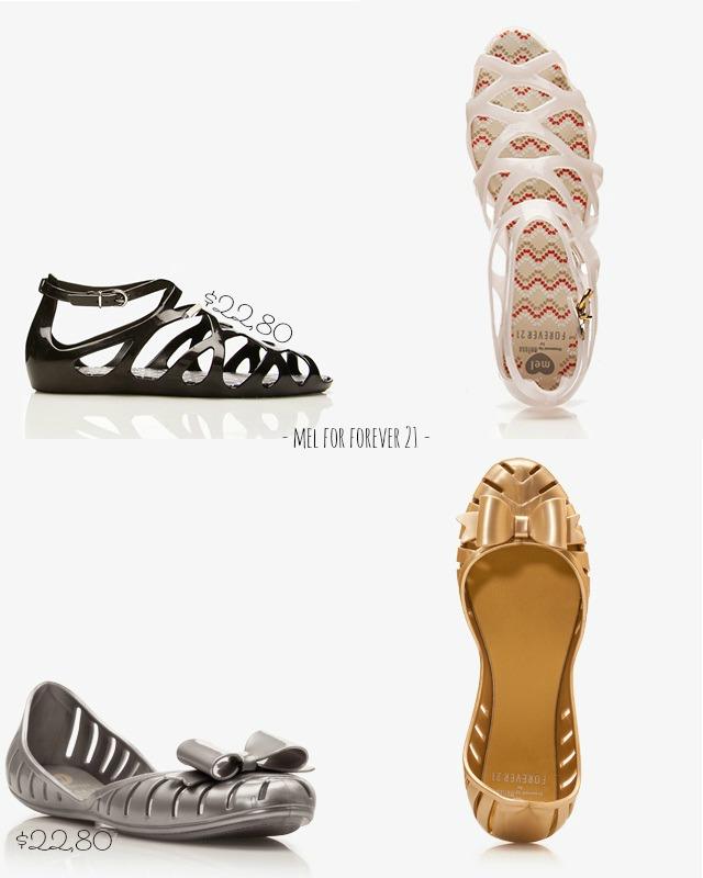 melissa-parcera-forever-21-sandals